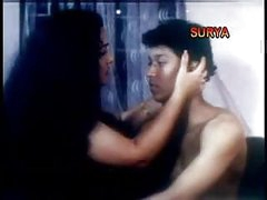 indian mallu actress Maria aunty fucking with teenage chap