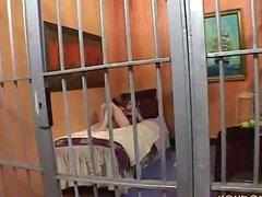 Big Pancake Milk cans Fucks In Jail