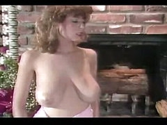 Christy Canyon and Rikki Blake - Hot Lesbo Scene