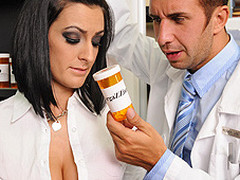 `Presley is a very busy doctor with no time for a personal life. That Babe has been secretly writing herself prescriptions for a new kind of `raunchy enhancer`. Keiran, the pharmacist, catches on to Presley's little plan and confronts her. That Babe tells him about the pills and what they can do so they one as well as the other take some have a very intense sexual experience.`