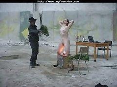 Sadomasochism slavery slave wax domination