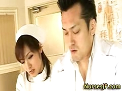 Hot oriental nurse whore
