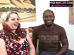 Black Man Finds Amazing Bbw Overweight Ass And Fucks Part 1