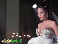 Angelina Jolie in nature's garb porn compilation