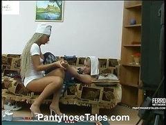 Sylvia&Tessa mindblowing hose video