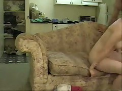 A very hawt girl lets a older fellow live out his dream of making a homemade porno movie.