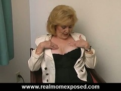 Fucking your breasty blond wife super hardcore down in vegas