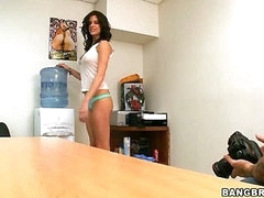 You can take your clothing off.., I don't mind (Bang Bros » Backroom MILF)