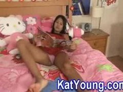 Kat - Young Hot  Hot Filipina