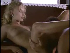 Erotic retro porn ramrod riding scene