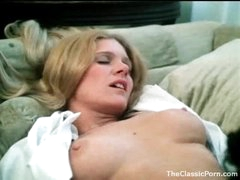 Lick and fuck hairy retro bawdy cleft