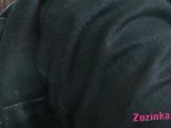 Hot zuzinka honey finger pumps her worthy hot clit