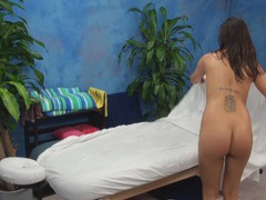 Longhaired brunette hair sweetheart becomes bare to be massaged and fucked after that. Chap doesn't give her a chance of awaiting for a long time! Examine how this stud makes her desires to become reality in front of camera.