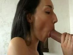 Homemade - Cute french girl is a-hole fucked