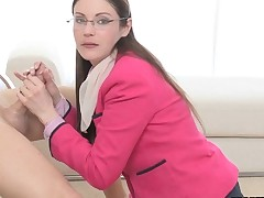 Hot mum and pretty sweetheart are getting their slits thrashed