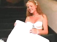 Bride hard fuck