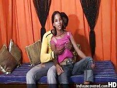 An Eighteen Year Mumbai Cute Girl Doing Sex with her Friend Raju