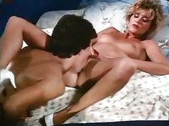Juvenile lascivious pair in a classic porn episode