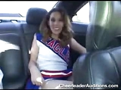 Blameless Cheerleader!
