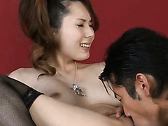 Babe can't stop groaning and coiling from being team-fucked well