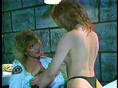 Here's a classic! The female guardian is in inspection, making sure her convict is behaving. This babe gives a decision to give that wench a treatment and licks her vagina during the time that taking care of her own. Find out what those harlots are going to do in the prison cell and if they will have any horny visitors!