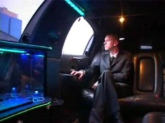 Hot homo collision in driving limo