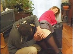 Mommy Fuck Son&amp,#039,s ally and Daddy