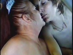 French Old And Young Lesbo chicks Lesbo Scene